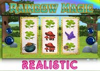 Machine à sous Rainbow Magic de Realistic Games bientôt disponible