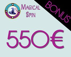 bonus magical spin casino