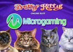 machine à sous Pretty Kitty de Microgaming