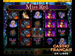 jeux Miss Red