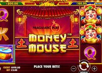 Money Mouse bientôt sur les casinos online français Pragmatic Play