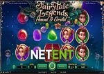 NetEnt lance la machine à sous Fairytale Legends: Hansel & Gretel