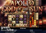 Nouvelle machine à sous Apollo God of the Sun bientôt disponible