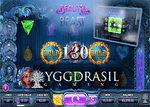 Nouvelle machine à sous Beauty and the Beast d'Yggdrasil Gaming