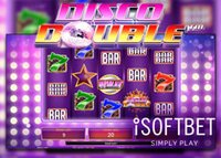 Nouvelle machine à sous Disco Double d'iSoftBet enfin disponible