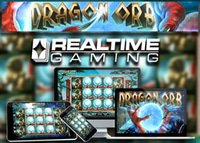 Nouvelle machine à sous Dragon Orb disponible sur les casinos RTG