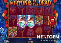 Nouvelle machine à sous Fortune of the Dead de NextGen disponible