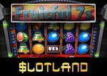 Nouvelle machine à sous Fruitful 7s lancée sur le casino Slotland