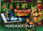 Nouvelle machine à sous Panther Queen de Pragmatic Play