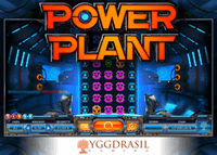 Nouvelle machine à sous Power Plant d'Yggdrasil
