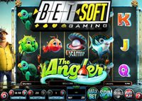 Nouvelle machine à sous The Angler de Betsoft bientôt disponible