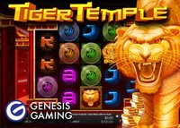 Nouvelle machine à sous Tiger Temple de Genesis