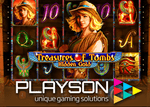 Nouvelle machine à sous Treasures of Tombs Hidden Gold de Playson