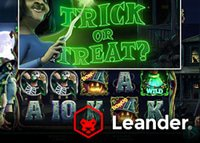 Nouvelle machine à sous Trick or Treat? de Leander Games