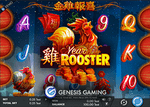 Nouvelle machine à sous Year of the Rooster de Genesis Gaming
