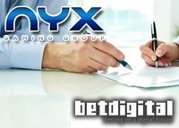 NYX Gaming Group rachète Betdigital