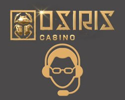 assistance casino osiris