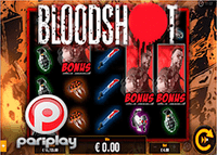 Pariplay lance la nouvelle machine à sous Bloodshot