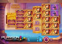 Playson lance la machine à sous en ligne Legend of Cleopatra