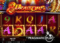 Pragmatic Play a récemment lancé la machine à sous 8 Dragons