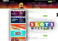 Promotion Slots Festival du casino Slots Million lancée !