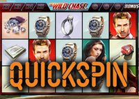 La machine à sous The Wild Chase de Quickspin sera lancée en avril