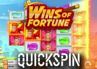Quickspin lance en juin la nouvelle machine à sous Wins of Fortune