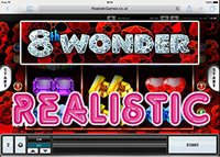 Realistic Games lance la machine à sous 8th Wonder