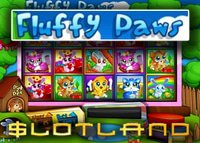 nouvelle machine fluffy paws au casino slotland