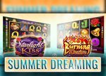 Slots Magic organise la promotion Summer Dreaming Competition