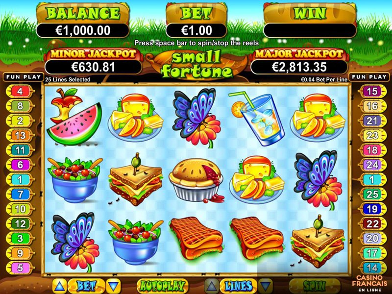 jeux Small Fortune