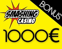 bonus smashing casino