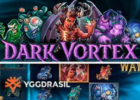 Sortie imminente de la machine à sous Dark Vortex d'Yggdrasil