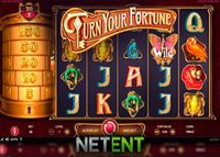 Sortie imminente de la machine à sous Turn Your Fortune de NetEnt