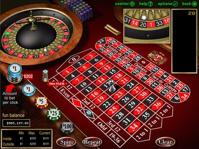 Villa Fortuna Casino logiciel captures d
