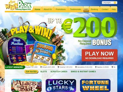 Win Spark Casino site captures d