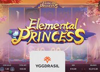 Yggdrasil dévoile la machine à sous Elemental Princess